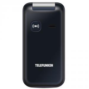 Teléfono de tapa Telefunken TM 210 Azul