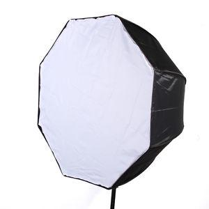 Softbox octogonal plegable de 80cm