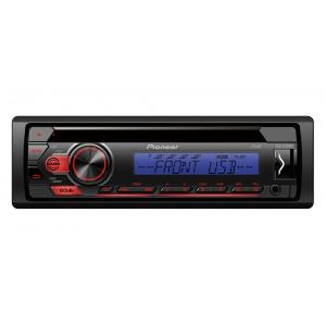 Radio de coche Pioneer DEH-S110UB Azul
