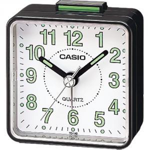 Reloj Despertador analógico Casio TQ-140-1BEF