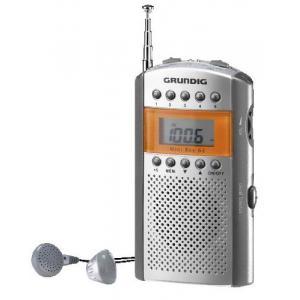 Radio Grundig Mini 62 Plata