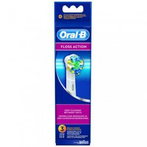 Recambio Cabezales para cepillo de dientes Braun Oral-B Floss Action EB25-3