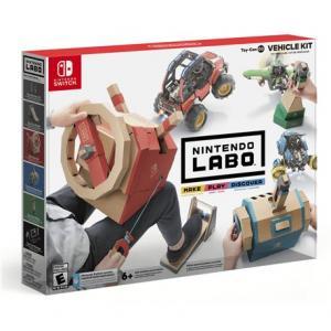 Nintendo Labo Kit de vehículos