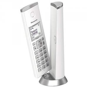 Teléfono inalámbrico digital Panasonic KX-TGK210 Blanco