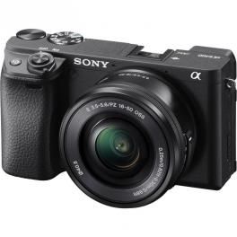 Sony Alpha ILCE ?6400 + 16-50mm