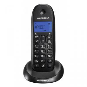 Teléfono inalámbrico Motorola C1001LB Negro