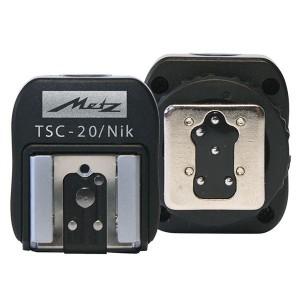 Zapata adaptadora para Nikon TSC-20