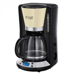 Cafetera Russell Hobbs Colours Plus+ Classic Cream 24033-56