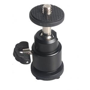 Mini rótula de bola Commlite CM-BHSF para zapata de flash