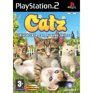 Juego para PlayStation 2 Catz ¡Diviértete connuevos felinos!