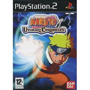 Juego para PlayStation 2 Naruto Uzumaki Chronicles