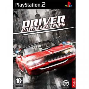 Juego para PlayStation 2 Driver Parallel Line