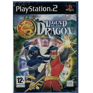 Juego para PlayStation 2 Legend of the Dragon