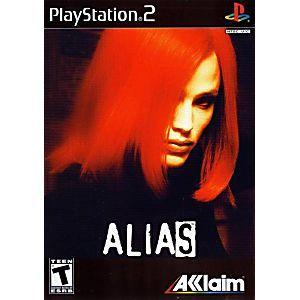 Juego para PlayStation 2 Alias