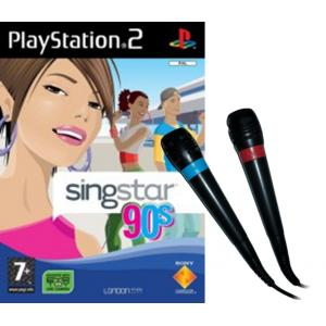 Juego para PlayStation 2 SingStar 90's