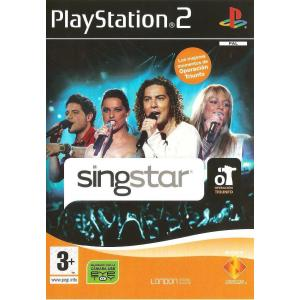 Juego para PlayStation 2 SingStar OT
