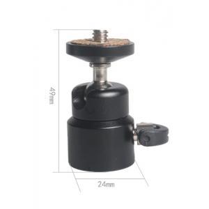 Mini rótula de bola Commlite CM-BH360
