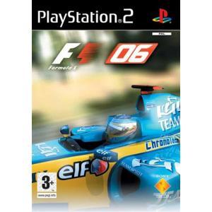 Juego para PlayStation 2 Formula 1 2006