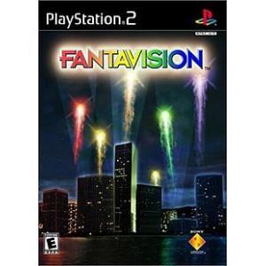 Juego para PlayStation 2 Fantavision