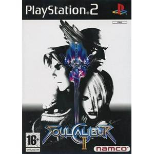 Juego para PlayStation 2 Soul Calibur II
