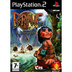 Juego para PlayStation 2 Brave La Búsqueda del danzarín espiritual