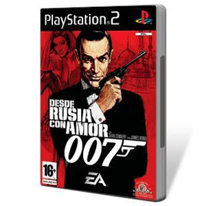 Juego para PlayStation 2 Desde Rusia con amor 007