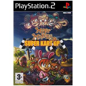 Juego para PlayStation 2 MYTH Makers Super Kart GP