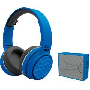 Pack Altec Lansing Auricular Ring N Go + altavoz Pocket Azul