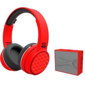 Pack Altec Lansing Auricular Ring N Go + altavoz Pocket Rojo