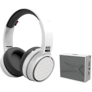 Pack Altec Lansing Auricular Ring N Go + altavoz Pocket Blanco