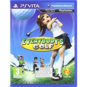 Juego para PS Vita EveryBody's Golf