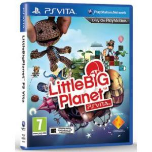 Juego para PS Vita Little Big Planet