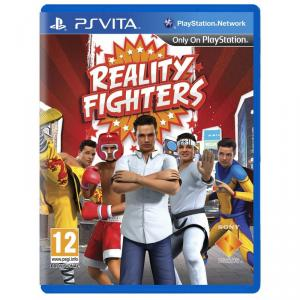 Juego para PS Vita Reality Fighters