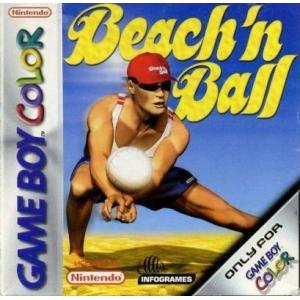 Juego para Game Boy Color Beach'n Ball