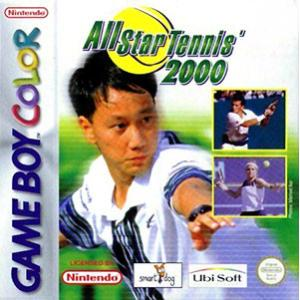 Juego para Game Boy Color all Star Tennis 2000