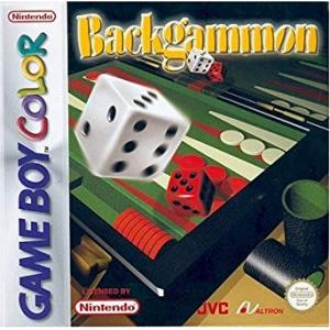 Juego para Game Boy Color Backgammon