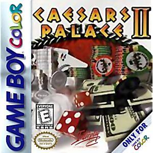 Juego para Game Boy Color Caesars Palace II