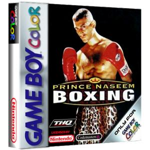 Juego para Game Boy Color Prince Boxing