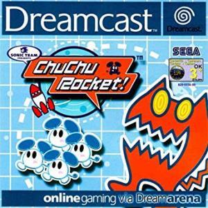 Juego para Dreamcast Chuchu Rocket
