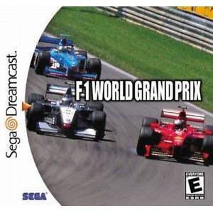 Juego para Dreamcast F1 GrandPrix