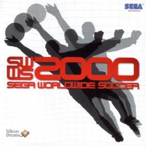 Juego para Dreamcast Sega Worldwide Soccer 2000