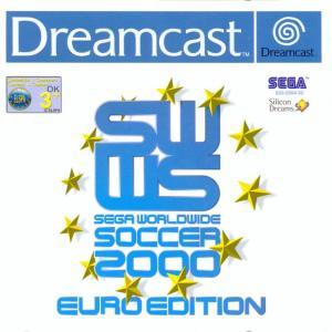 Juego para Dreamcast Sega Worldwide Soccer 2000 Euro Edition