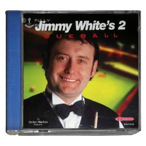Juego para Dreamcast Jimmy White´s 2 cueball