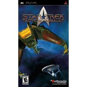 Juego para PSP Star Trek Tactical Assault