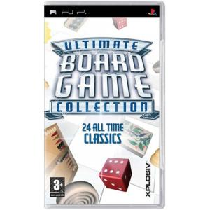 Juego para PSP Ultimate Board Game Collection