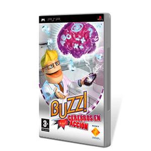 Juego para PSP Buzz Cerebros en Acción