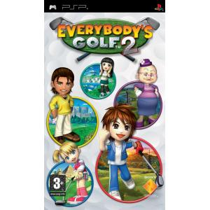Juego para PSP Everybody's Golf 2