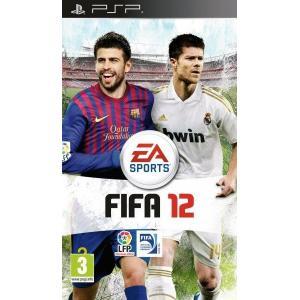 Juego para PSP FIFA 12