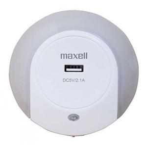 Luz nocturna con sensor de movimiento Maxell