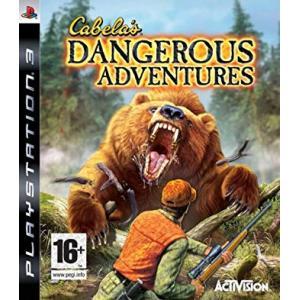 Juego para PlayStation 3 Cabelas's Dangerous Adventures